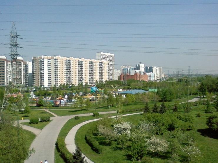 Катание ролики Парк Горького