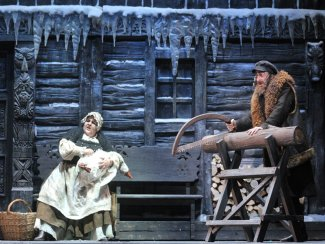Театры Москвы. Лучшие спектакли и концерты в октябре 2016 года