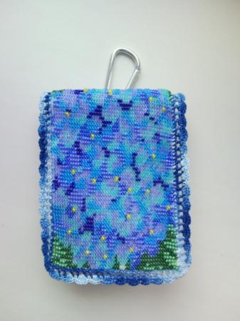 Вязание с бисером 1 Вязание