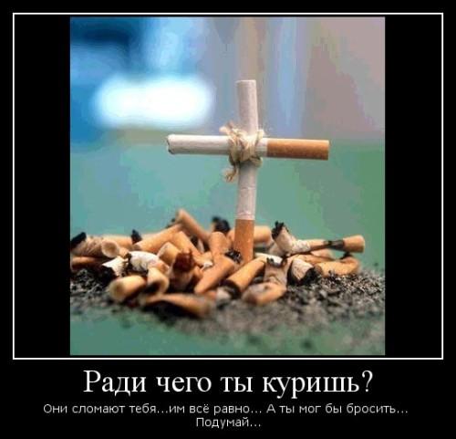 Прыщи от курения правда или нет