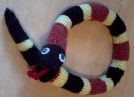 Змей своими руками фото