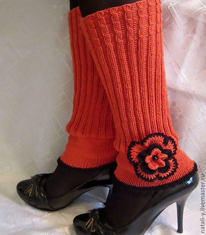 Как связать носки Вязание спицами, крючком, уроки вязания
