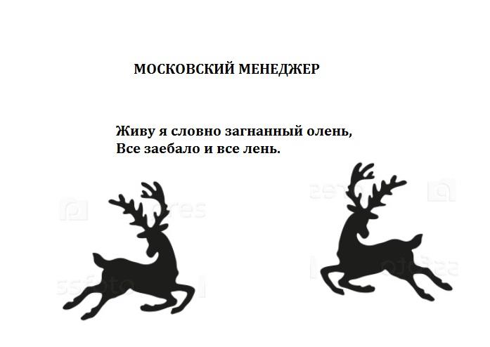 Московский менеджер