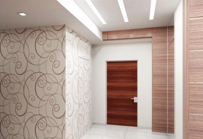 Красивые коридоры своими руками