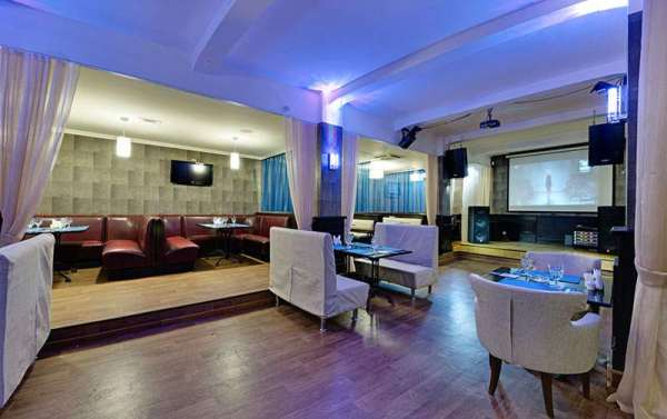 Ресторан «Каспийский Бриз» Москва