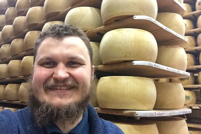 Известный сыровар Олег Сирота поддержит подмосковного губернатора навыборах в Государственную думу