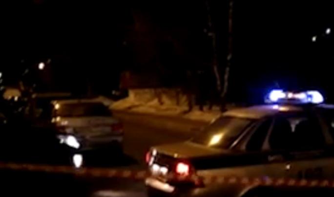 Неизвестный расстрелял мужчину изавтомата Калашникова в столице