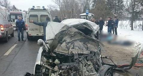 НаВаршавском шоссе в новейшей столицеРФ произошла крупная авария