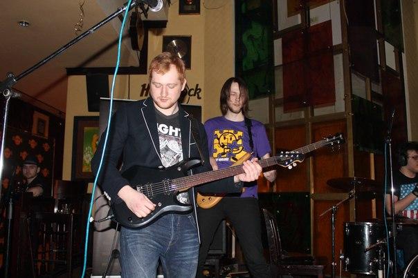 Победители Hard Rock Rising в Москве