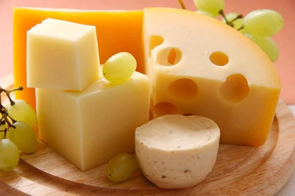 Сыр на Новый 2016 год - год огненной Обезьяны