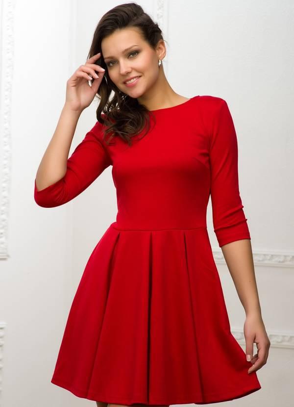 Что обуть под длинное оранжевое красное платье