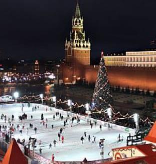 Популярные ледовые катки Москвы (сезона 2015-2016 г.)
